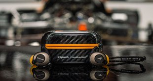 Klipsch T5 II True Wireless Sport Earphone McLaren Edition