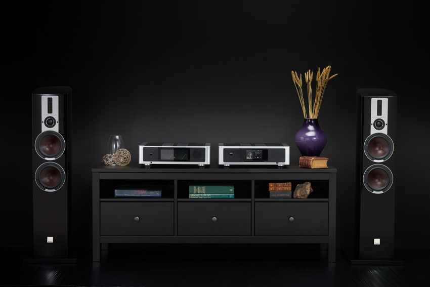 NAD Masters M33 BluOS Streaming DAC Amplifier 06