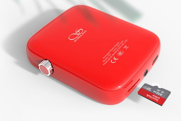Shanling Q1 Portable HiFi Music Player 06