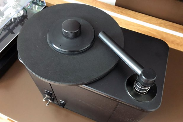 The Watsons Record Cleaning Machine im Test 02