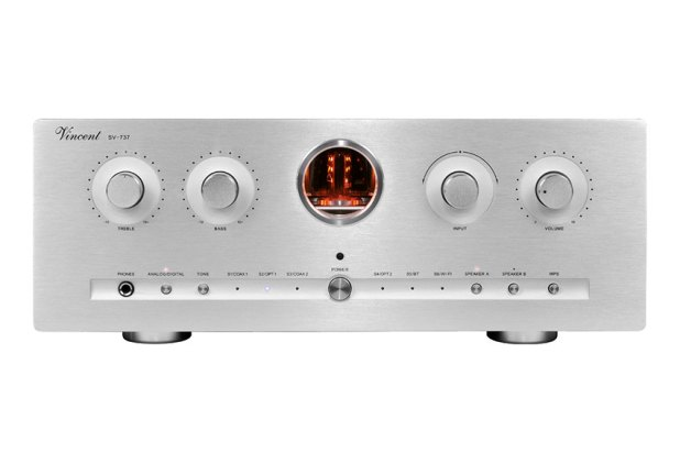 Vincent SV 737 Integrated Hybrid Class A Stereo Amplifier 02