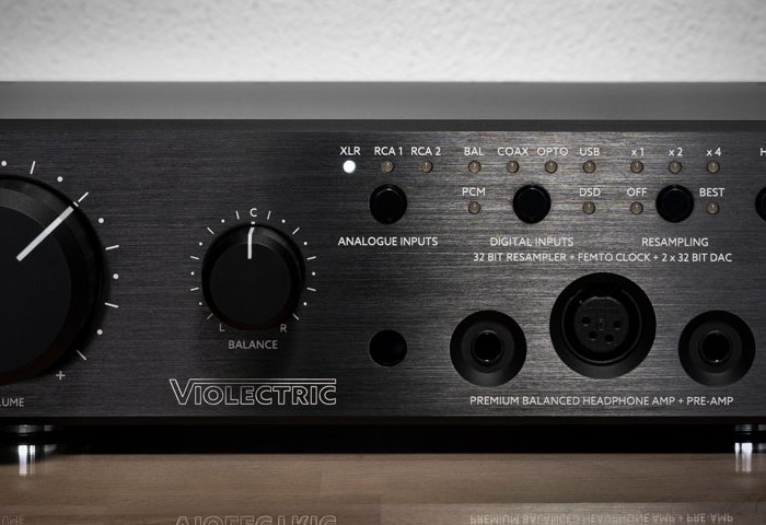 Violectric DHA V590 and Violectric DHA V590 PRO