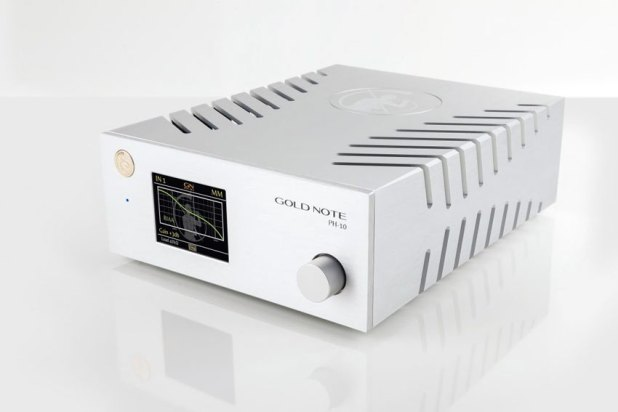 Gold Note PH 10 Phono Stage im Test 06