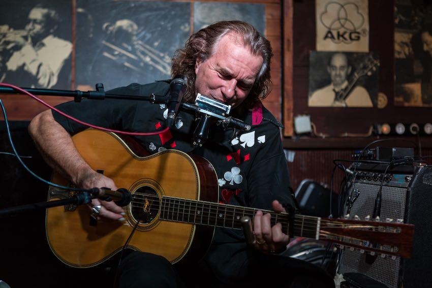 Hans Theessink Jazzland Januar 2014 13