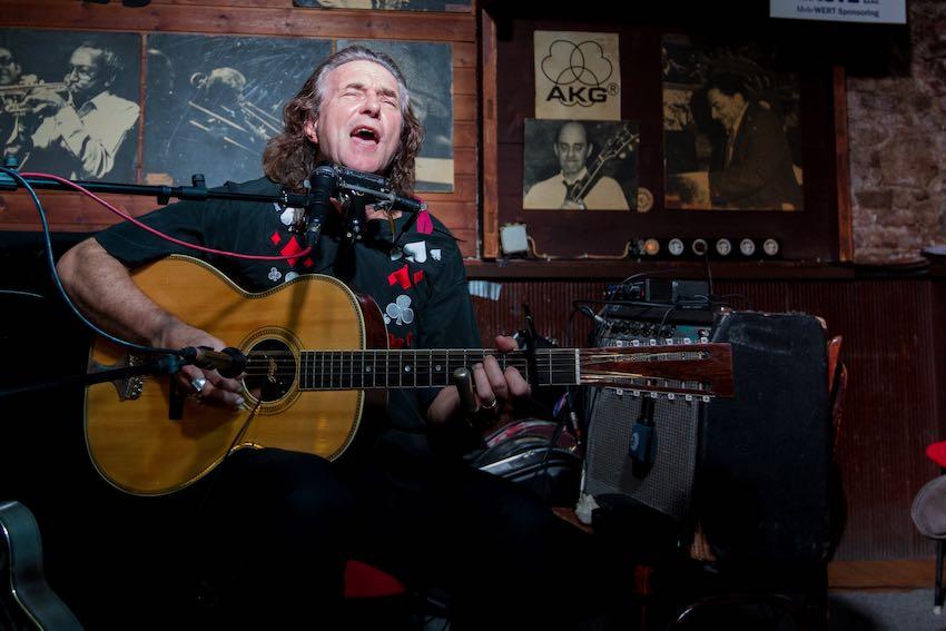 Hans Theessink Jazzland Januar 2014 16