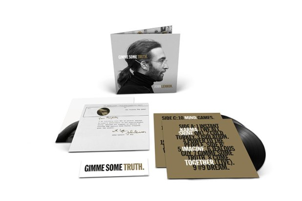 John Lennon Gimme some truth The ultimate Mixes 02
