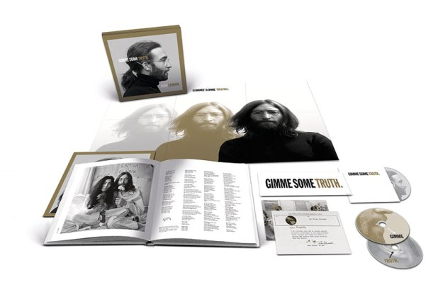 John Lennon Gimme some truth The ultimate Mixes 03