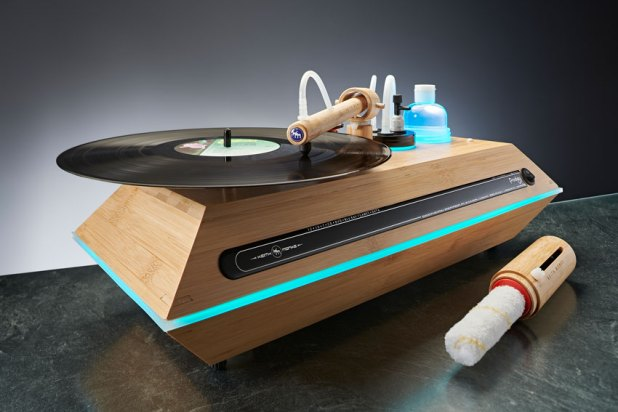 Keith Monks Prodigy Record Cleaning Machine 01