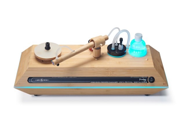 Keith Monks Prodigy Record Cleaning Machine 05