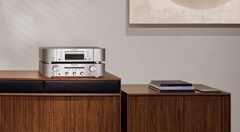 Marantz PM6007 and Marantz CD6007