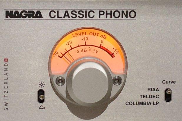Nagra Classic Phono Stage 01