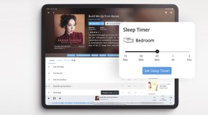 Roon 1.7 Build 610 now with a new Sleep Timer