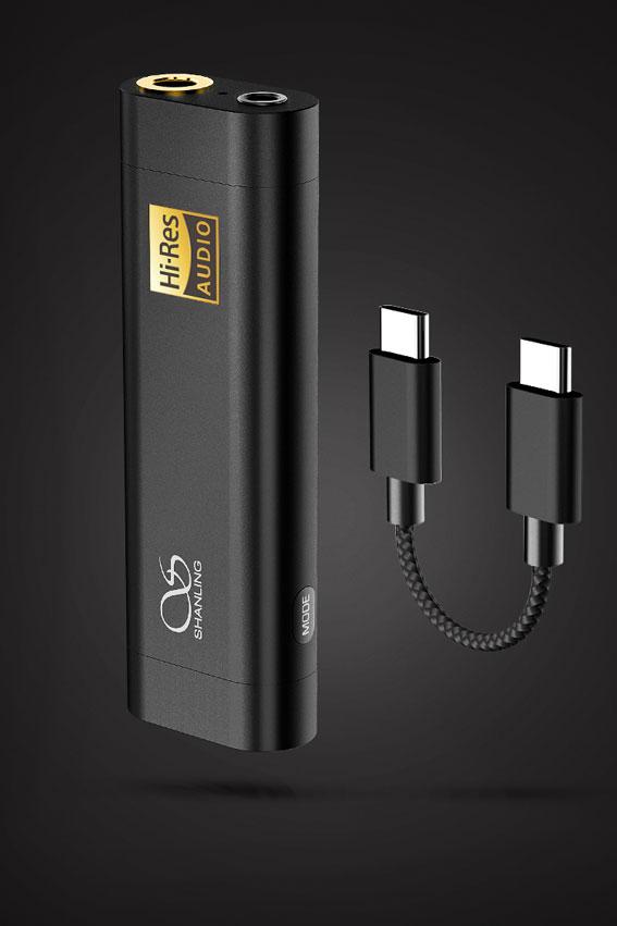 Shanling UA2 Portable USB DAC AMP