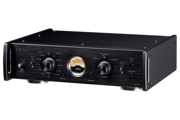 Teac PE 505 Fully balanced Phono Amplifier 06