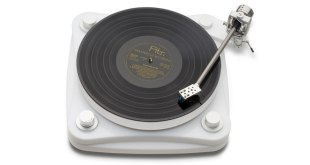 Tien Nephrite – Direct drive turntable from Taiwan…