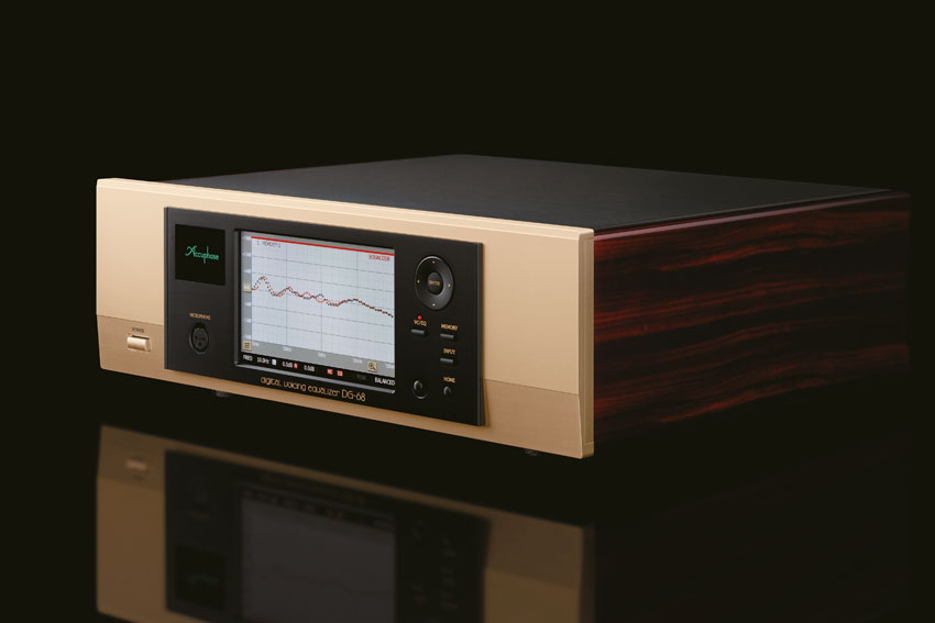 Accuphase DG 68 Digital Voice Equalizer 01