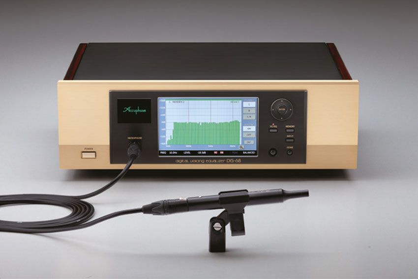 Accuphase DG 68 Digital Voice Equalizer 04
