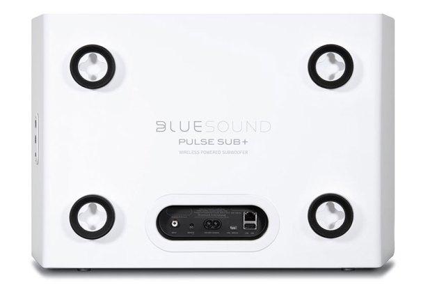 Bluesound PULSE SUBplus Wireless Powered Subwoofer 13