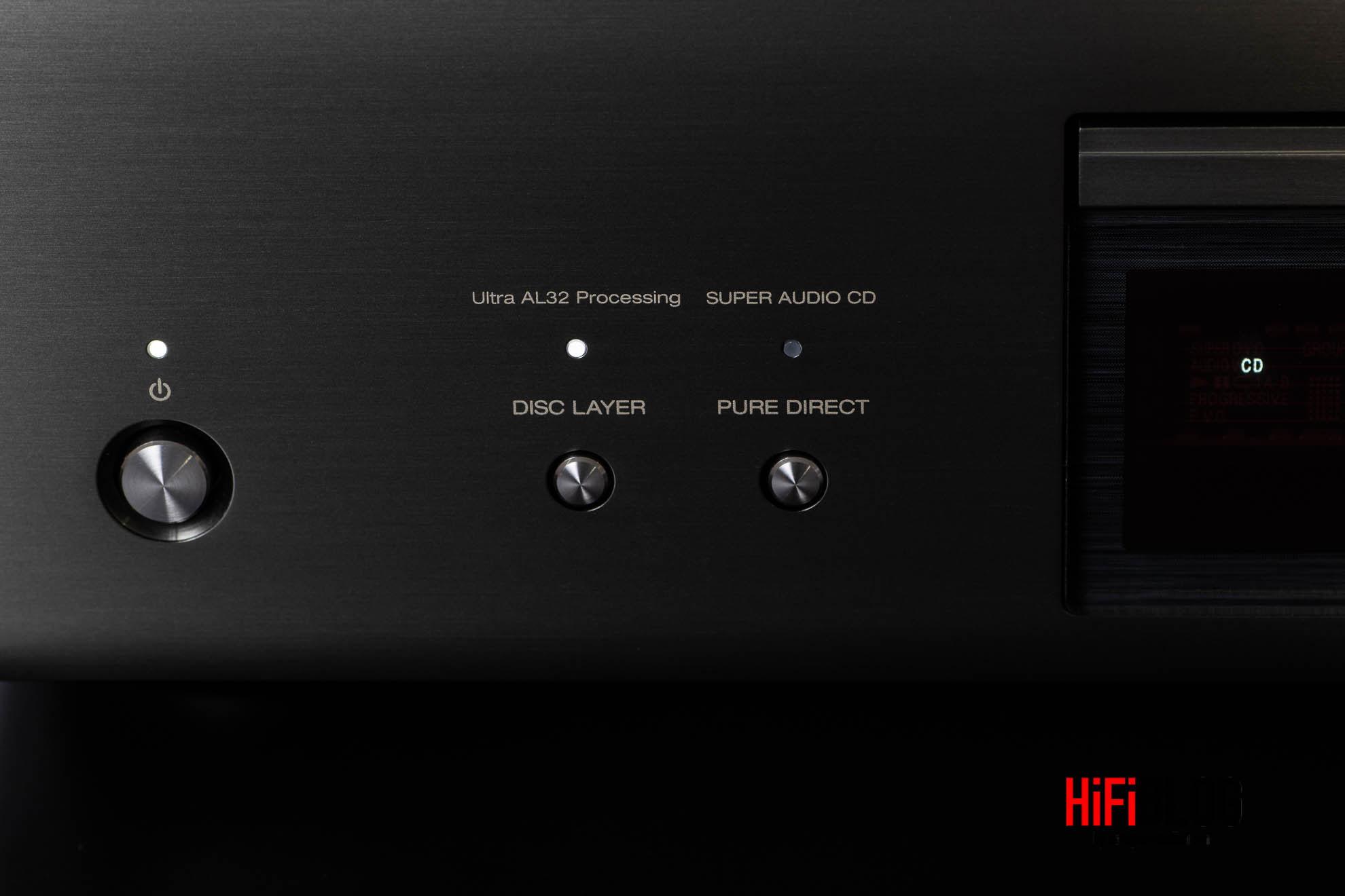 Denon DCD A110 SACD Player Gallery 1
