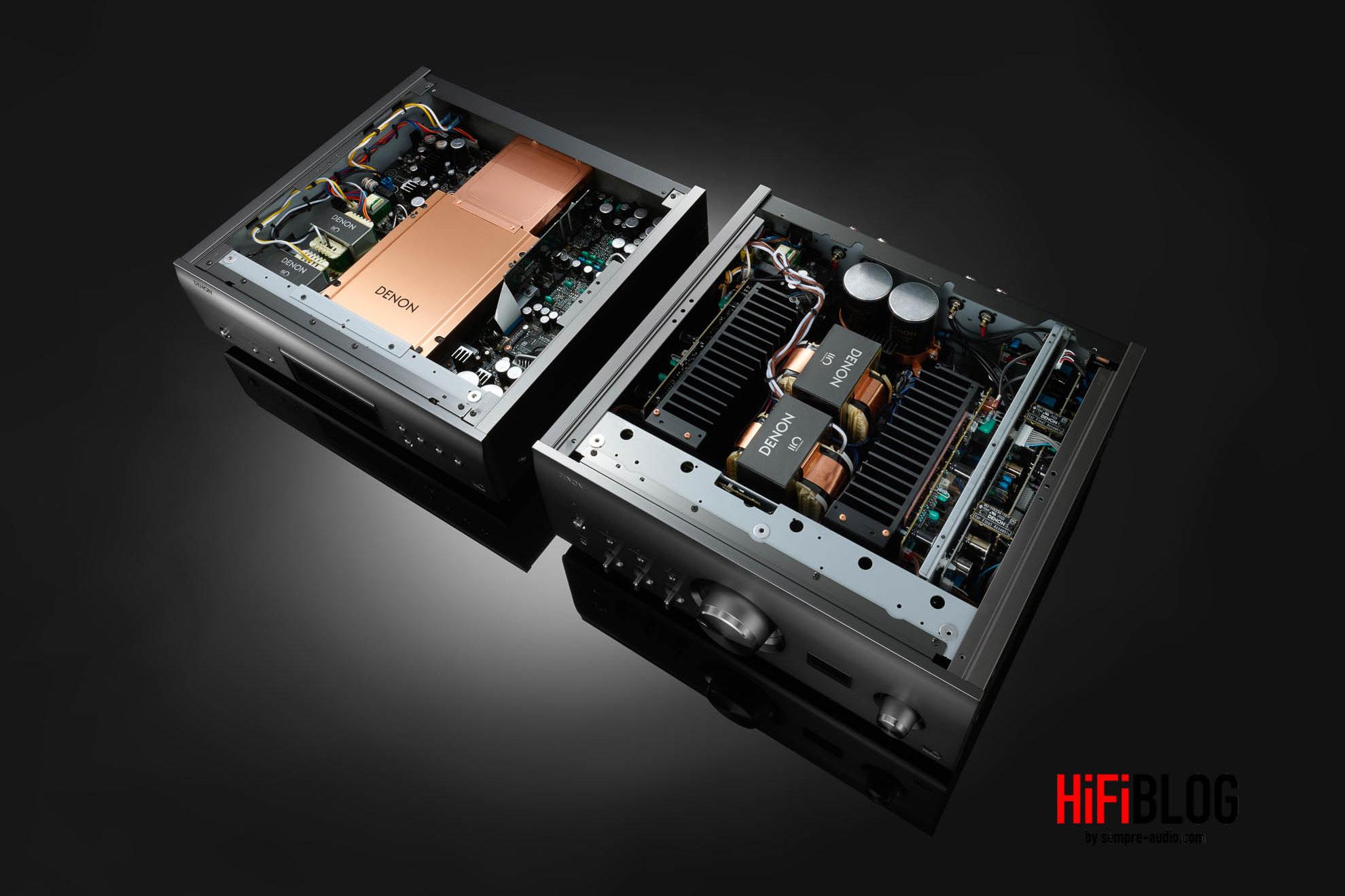 Denon DCD A110 SACD Player Gallery 12