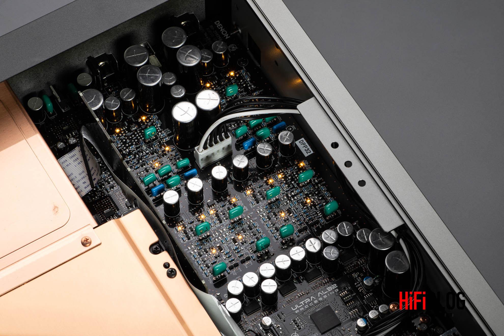Denon DCD A110 SACD Player Gallery 14