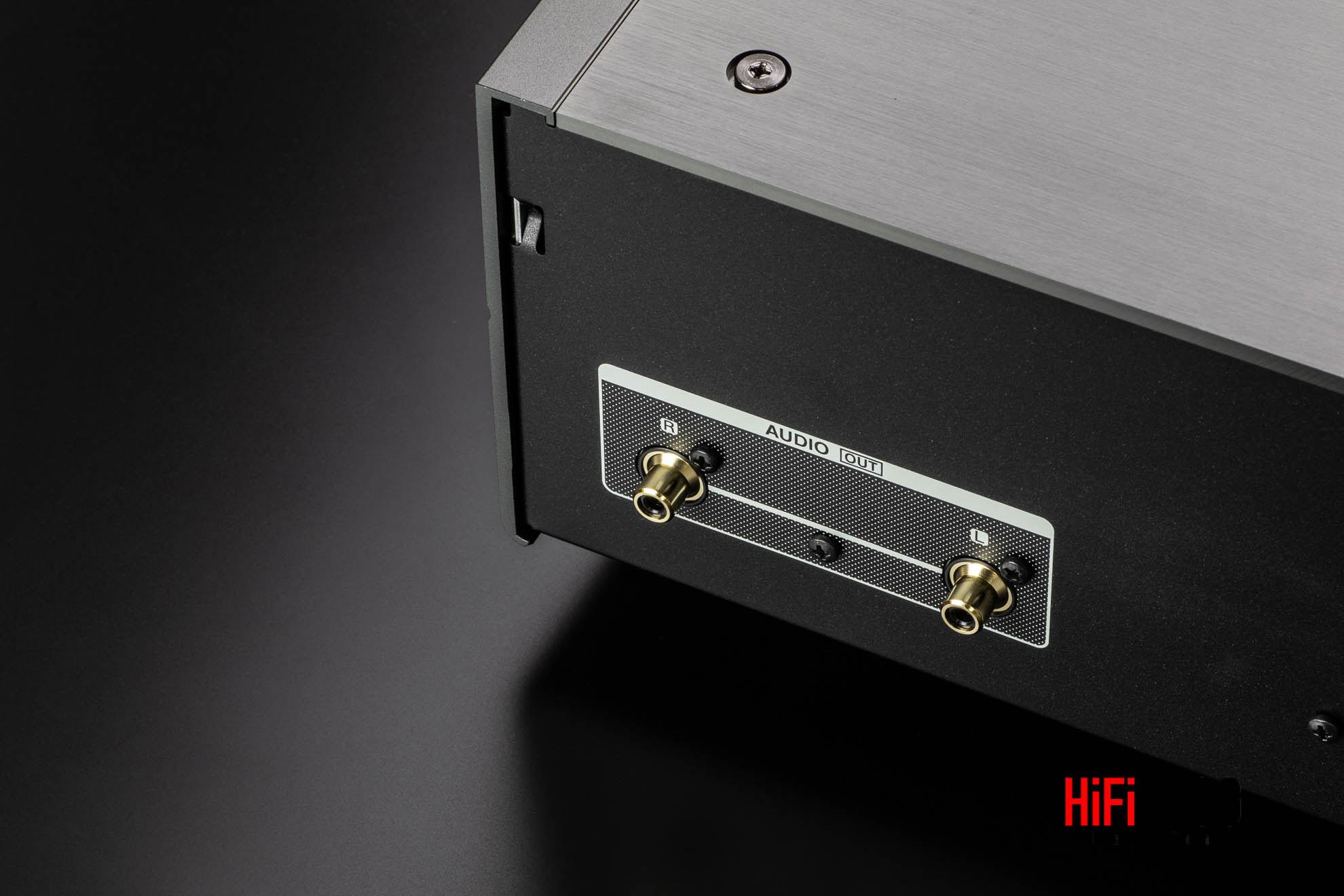 Denon DCD A110 SACD Player Gallery 4