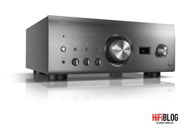 Denon PMA A110 Integrated Amplifier 3
