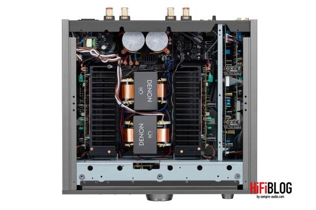 Denon PMA A110 Integrated Amplifier 6