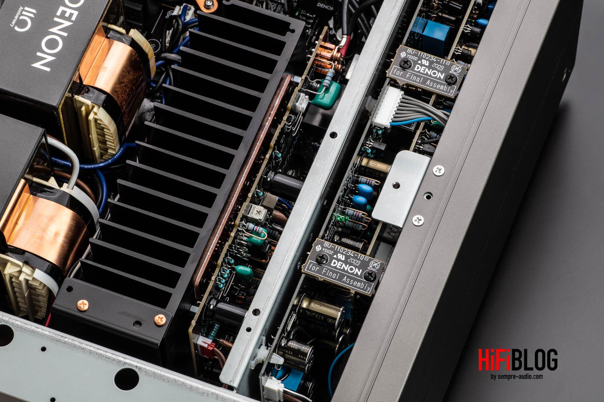 Denon PMA A110 Integrated Amplifier Gallery 15
