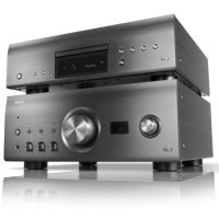 Denon 110th anniversary - Denon PMA-A110 Integrated Amplifier and Denon DCD-A110 SACD Player