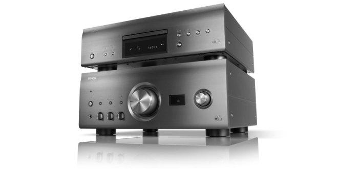 Denon PMA A110 Integrated Amplifier and Denon DCD A110 SACD Player Breit
