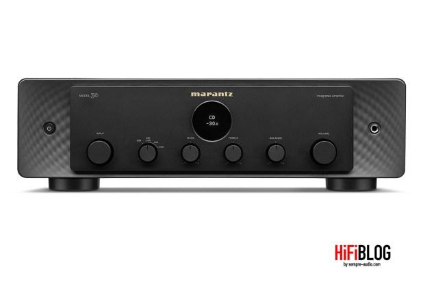 Marantz Model 30 Integrated Amplifier and SACD 30n Network SACD Player 11