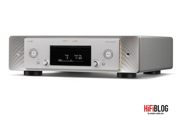 Marantz Model 30 Integrated Amplifier and SACD 30n Network SACD Player 42
