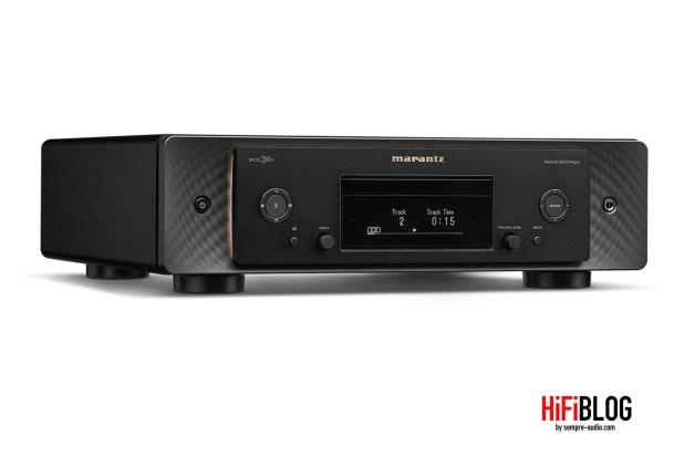 Marantz Model 30 Integrated Amplifier and SACD 30n Network SACD Player 43