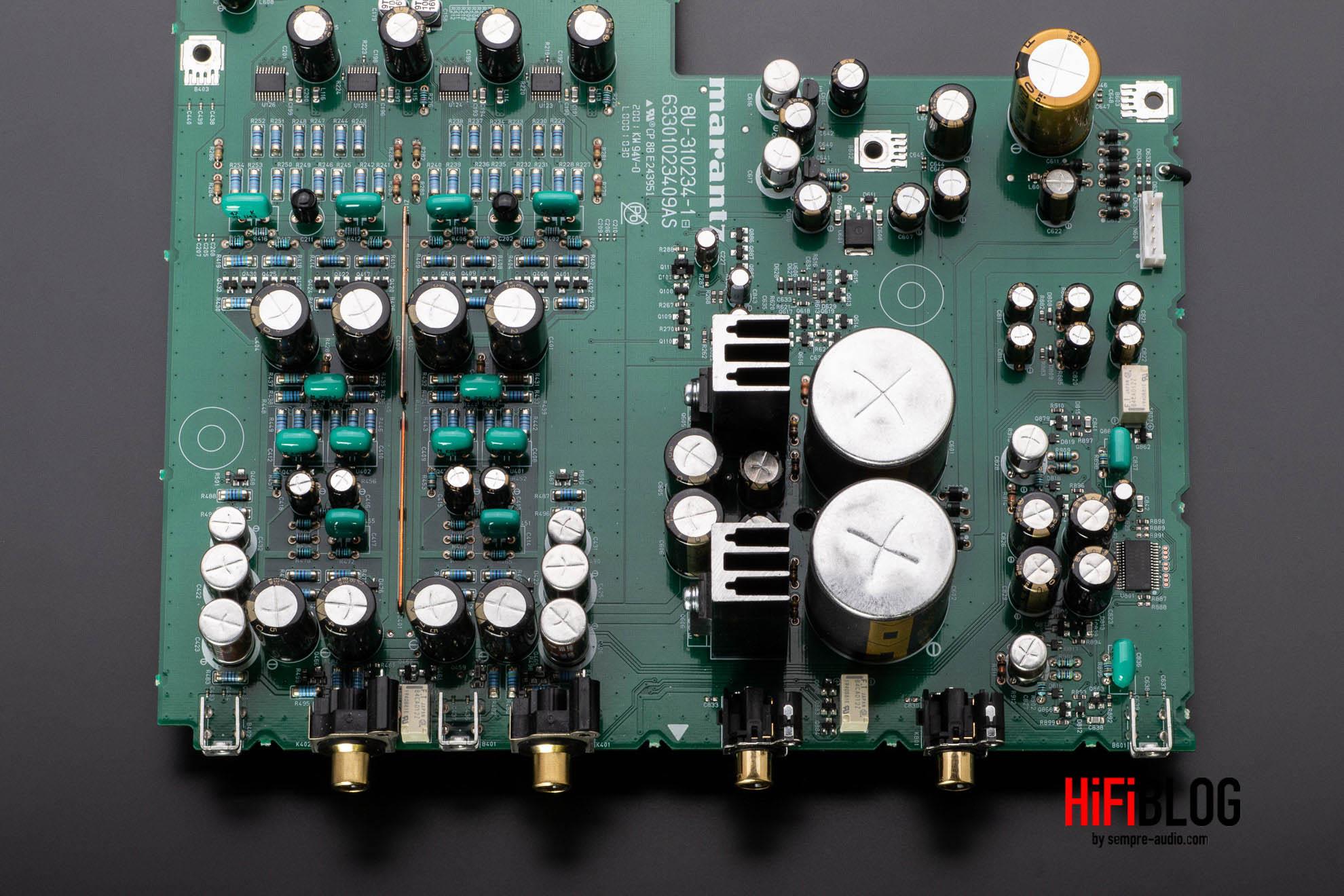 Marantz Model 30 Integrated Amplifier and SACD 30n Network SACD Player 51