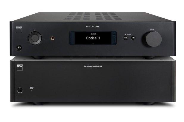 NAD C 298 Power Amplifier 04