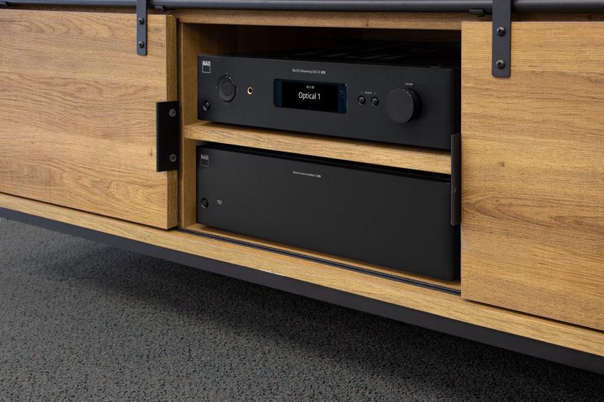 NAD C 298 Power Amplifier 2