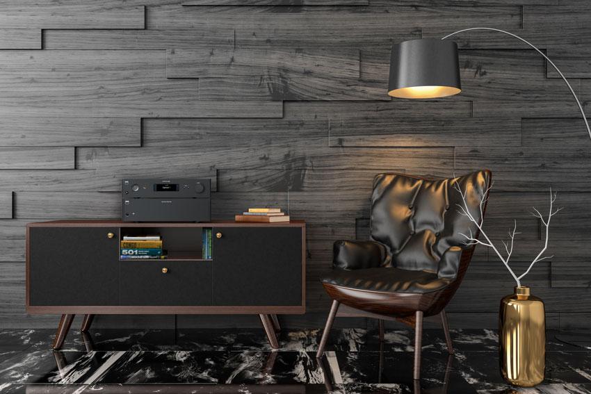 NAD C 298 Power Amplifier 3