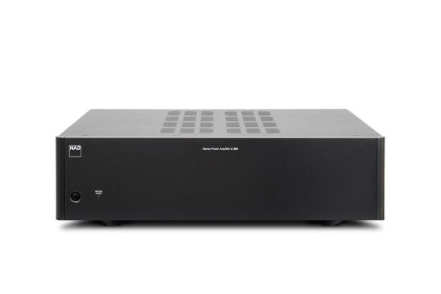 NAD C 298 Power Amplifier 8
