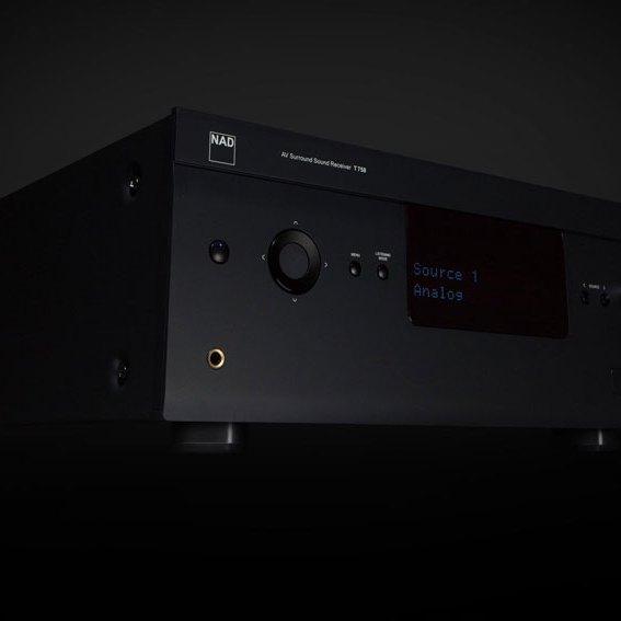NAD T758 V3i AV Surround Sound Receiver 01