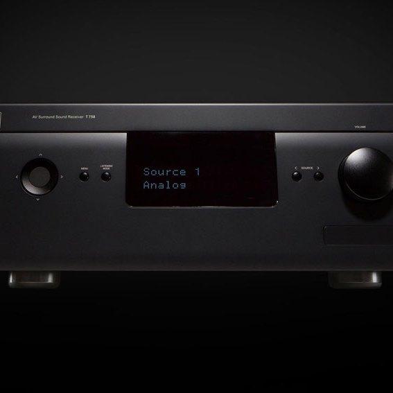 NAD T758 V3i AV Surround Sound Receiver 02