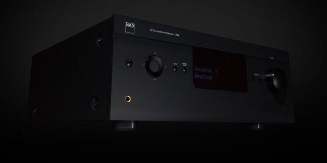 NAD T758 V3i AV Surround Sound Receiver