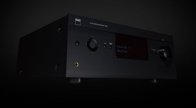 NAD T758 V3i AV Surround Sound Receiver
