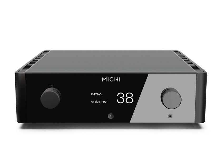 Rotel MICHI X3 Integrated Amplifier and Rotel MICHI X5 Integrated Amplifier 06