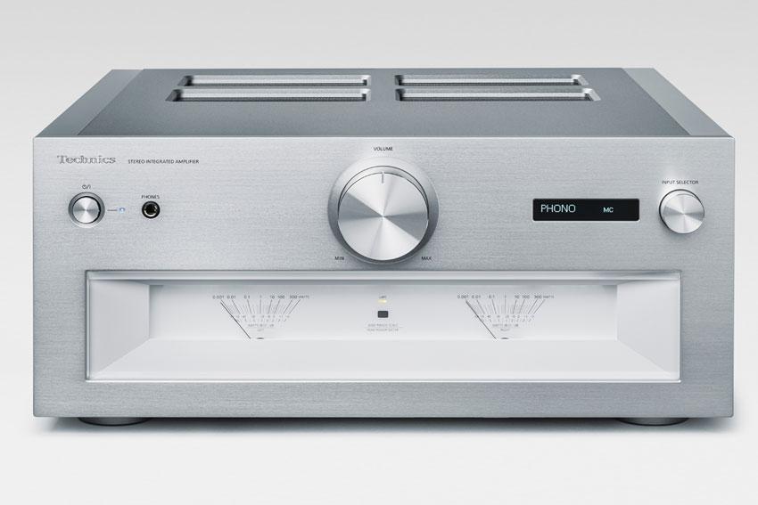 Technics SU R1000 Integrated Amplifier 02 1