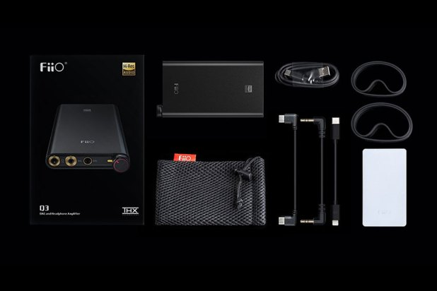 FiiO Q3 THX Balanced DAC Amplifier 09
