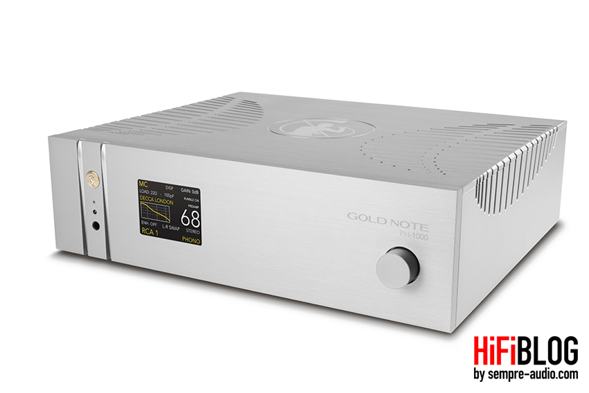 Gold Note PH 1000 Phono Stage 04