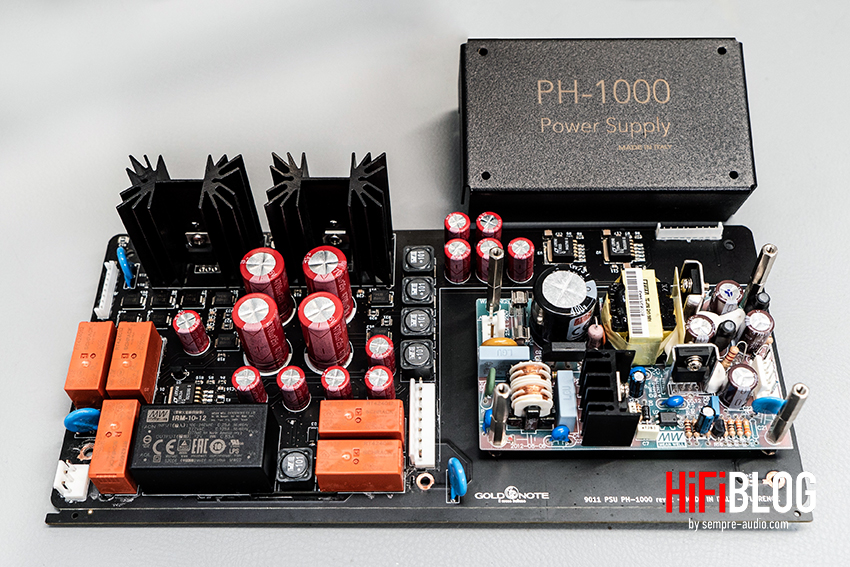 Gold Note PH 1000 Phono Stage 16