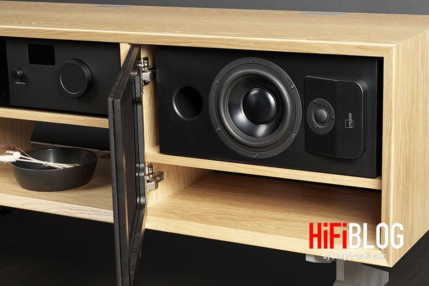 Lyngdorf CS 1 In cabinet Speaker 01