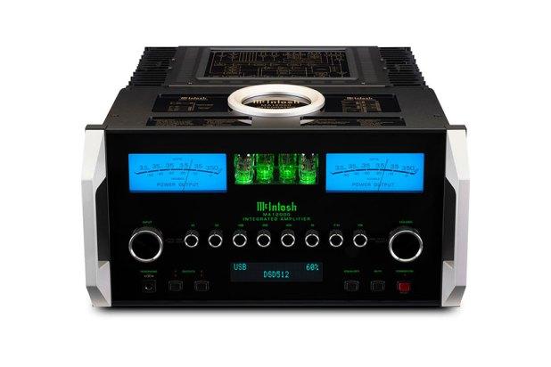 McIntosh MA12000 2 Channel Hybrid Integrated Amplifier 09
